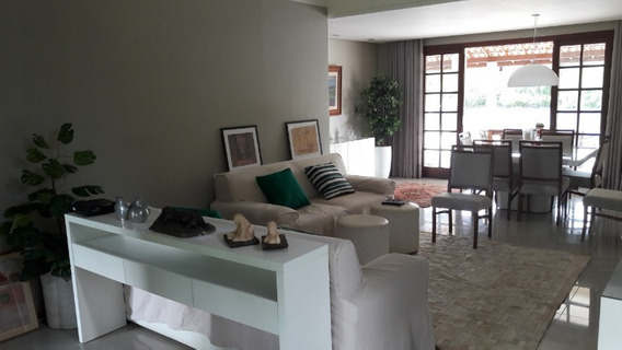 Casa Em Condominio Em Lauro De Freitas A Venda 4 Quartos Sendo 3 Suites 750m2 - Iur368 - 34682717