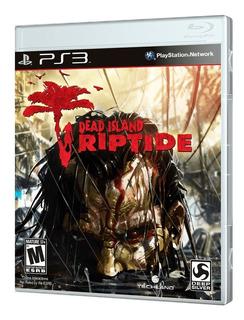 Dead Island Riptide Digital Psn Playstation Ps3 Goty