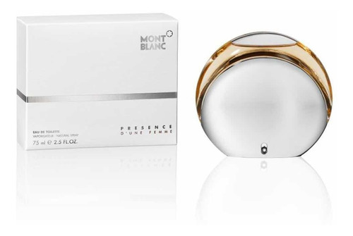 Perfume Mont Blanc Presente Para Dama 7 - L a $1787