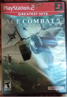 Ace Combat 5 The Unsung War(playstation 2)