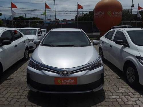 Imagem 1 de 10 de Toyota Corolla 1.8 Gli Upper 16v Flex 4p Automático