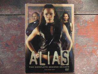 Alias - Segunda Temporada - Dvd