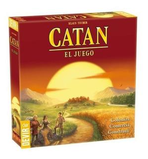 Catan Base. Juego De Mesa En Español