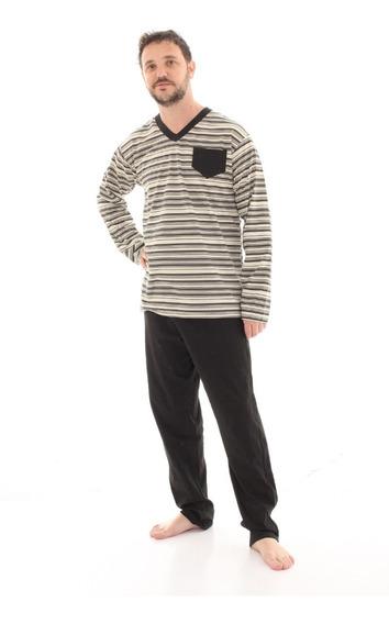 Pijama De Invierno Hombre 612