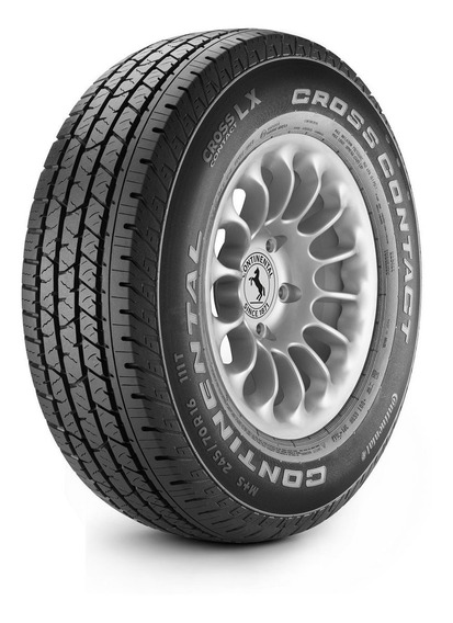 Neumático Continental Cross Contact Lx 255/60 R18 112t Xl Co