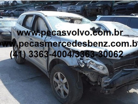 Volvo Xc60 2.0 T5 2013 Sucata Batida Para Venda De Peças