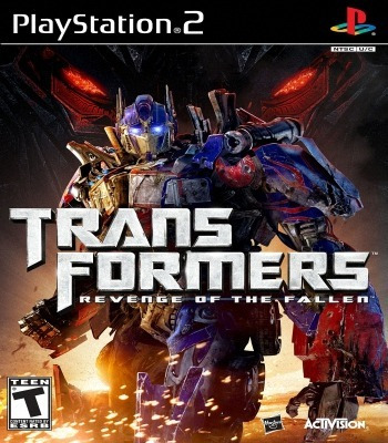 Transformers Revenge Of The Fallen Ps2 Desbloqueado Patch