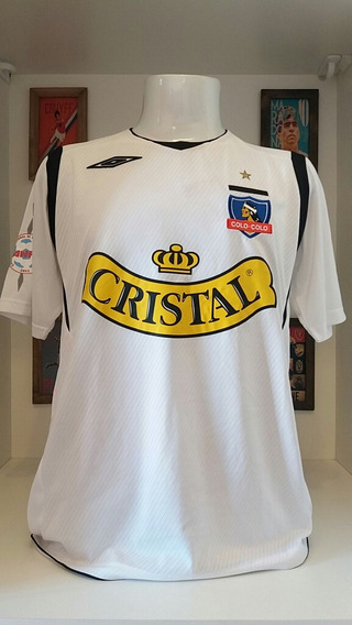 Camisa Futebol Umbro Colo Colo Chile Preparada Jogo