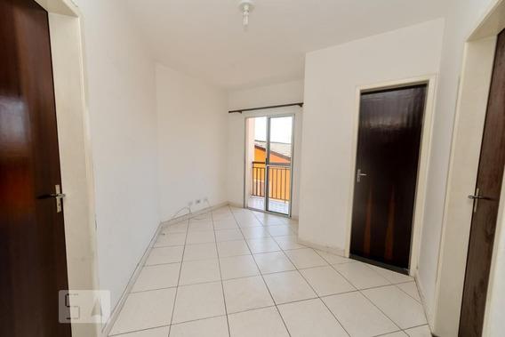 Apartamento No 2º Andar Com 1 Dormitório E 1 Garagem - Id: 892969839 - 269839