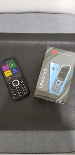 Celular Maxwest Uno M6 - Buen Precio