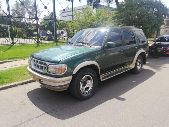 Ford Explorer Tlx 1998