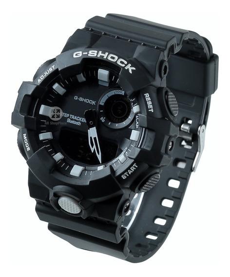 Relógio Masculino Esportivo Modelo Shock C/caixa De Brinde