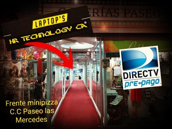 Directv Hd 100 Tienda Fisica (sale A Su Nombre)