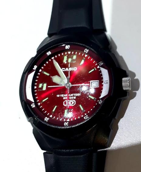 Relógio Casio Hd Modelo Mw600f