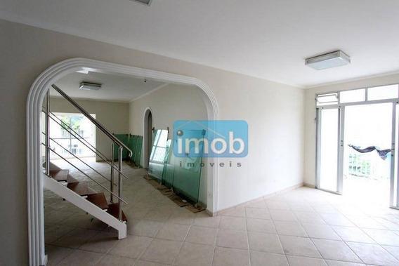 Cobertura Residencial À Venda, Aparecida, Santos - Co0156. - Co0156
