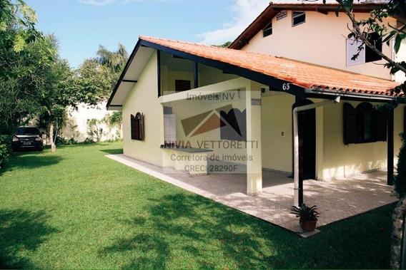 Casa Para Alugar No Bairro Ingleses Em Florianópolis - Sc. - 532-3