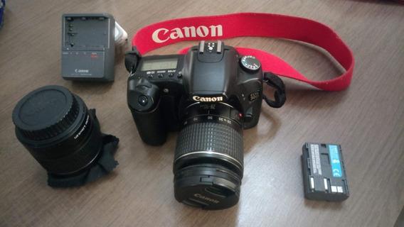 Câmera Profissiona Canon Eos 30d