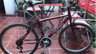 Bicicleta Rodado 24 Visson