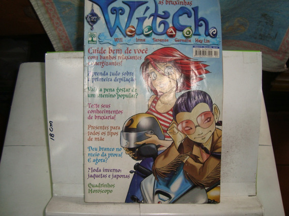 Revista - As Bruxinhas Witch Nº 27