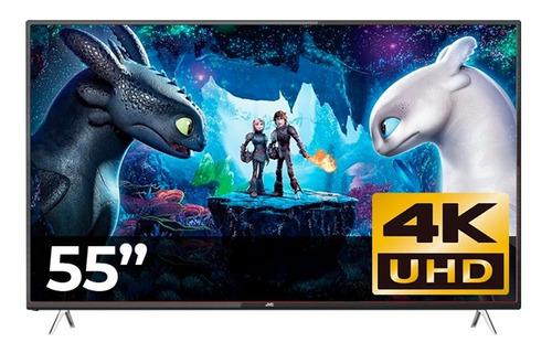 Televisor Jvc Smart Tv 55puLG Lt55kc595 4k