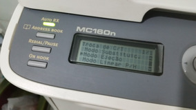 Multifuncional Laser Color . Mc160n Oki