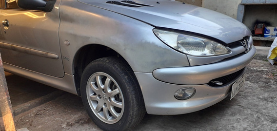 Peugeot 206 1.4 Holiday 5p - Gasolina