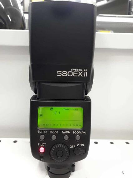 Flash Canon Speedlite 580 Ex Ii