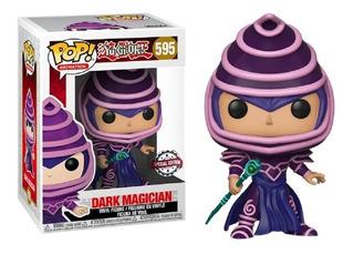 Funko Pop! Dark Magician #595 Yu Gi Oh! Jugueteria El Pehuen
