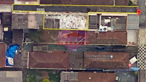 Imagem 1 de 1 de Casa Triplex Em Centro  -  São Vicente - 1492