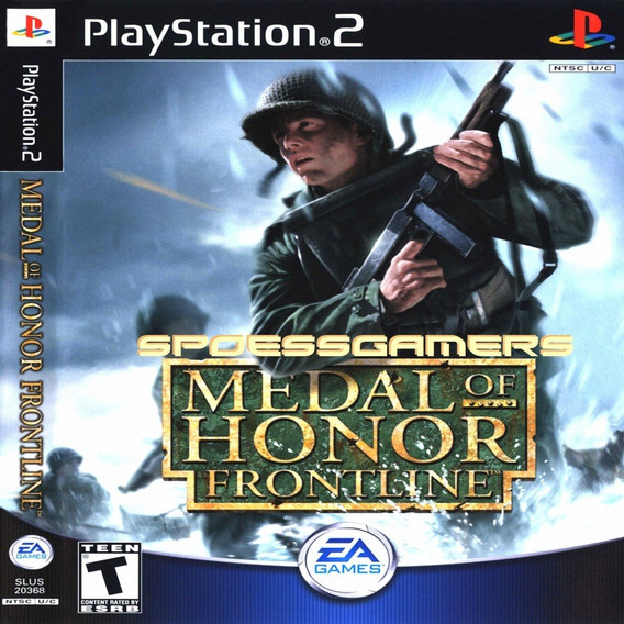 Medal Of Honor Frontline Ps2 Desbloqueado Patch