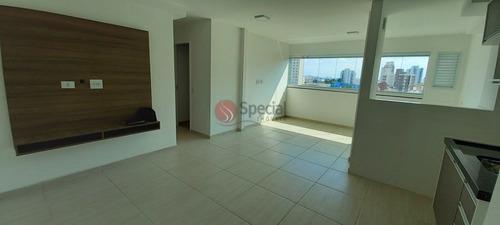 Apartamento Novo Para Locação ,armários, Cama E Fechamento De Sacada Na Vila Formosa  - Af16563
