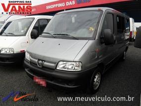 Peugeot Boxer Minibus 2.3 2012/2013 Cinza