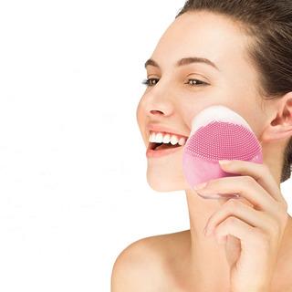 Mini Massageador Facial - Limpeza De Pele