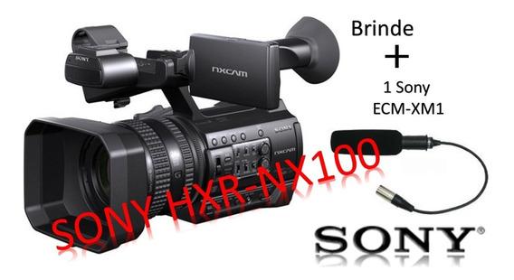 Filmadora Sony Hxr-nx100 + B R I N D E