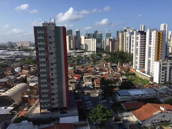 Apartamento Com 3 Dormitórios À Venda, 119 M² Por R$ 500.000 - Boa Viagem - Recife/pe - Ap9236