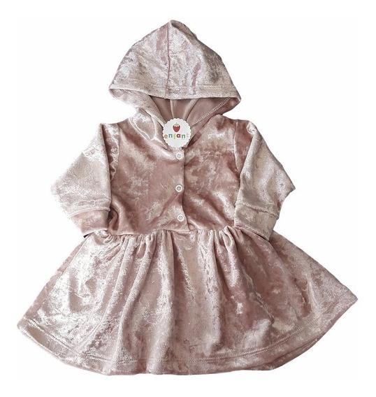 Vestido Bêbe De Plush Menina Barato