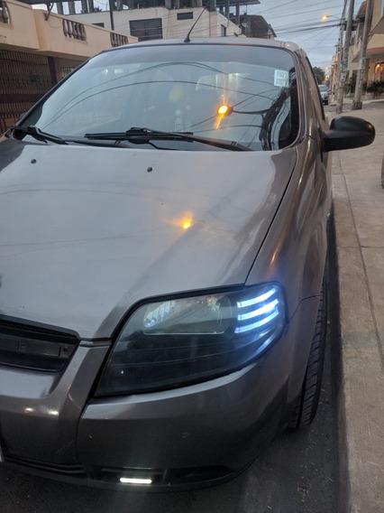 Chevrolet Aveo Koreana