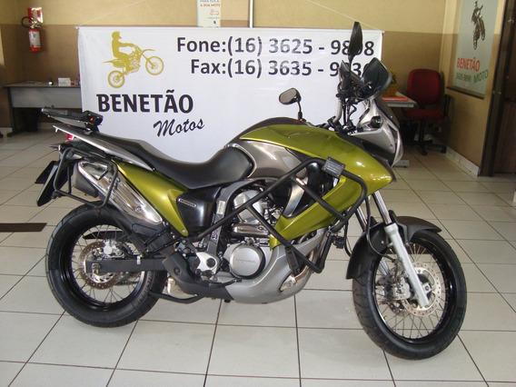 Honda Xl 700v Transalp Verde 2012