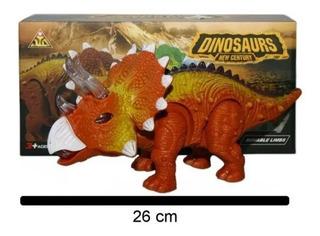 Dinosaurio Con Sonido Movimiento Luces