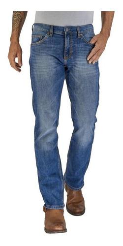 Jeans Vaquero Wrangler Hombre Retro Slimstraight 8cw
