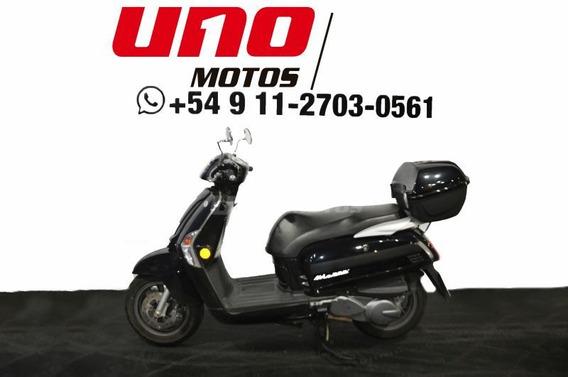 Kymco Like 200 I Usada 2018 Con 6100km