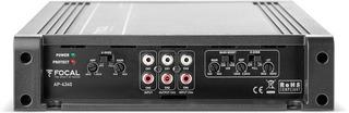 Amplificador Focal Auditor Ap-4340 4 Canales