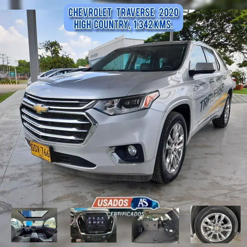 Chevrolet Traverse 3.6 High Country