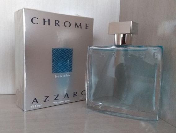 Perfume Azzaro Chrome 100ml
