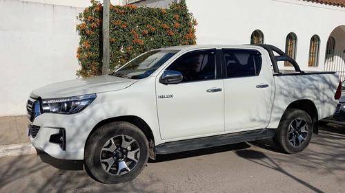 Imagen 1 de 8 de Toyota Hilux 2.8 Cd Srv 177cv 4x2 At 2018