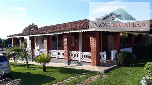 Imagem 1 de 29 de Chácaras Em Condomínio À Venda  Em Atibaia/sp - Compre O Seu Chácaras Em Condomínio Aqui! - 1456733