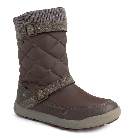 Botas Hi Tec Freemont 200i Mujer Pre Ski Nieve Impermeables