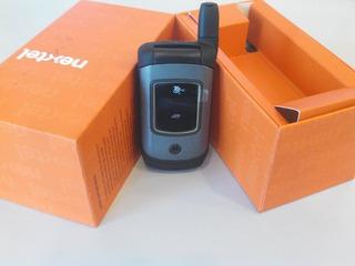Celular Nextel Prepago Libre I576 Potente Señal Y Sonido
