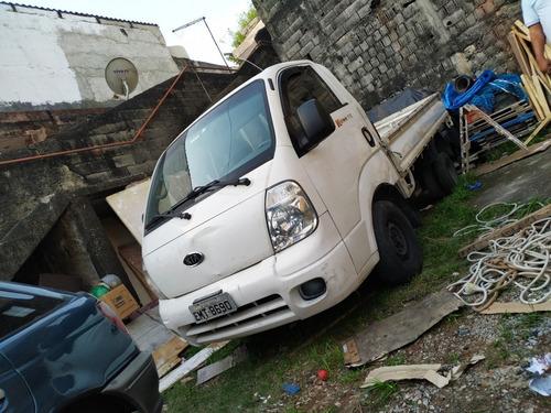 Imagem 1 de 5 de Kia Caminhonete Aberta Car Aberta Diesel