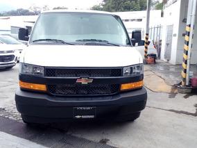 Chevrolet Express 15 Pasajeros 2018